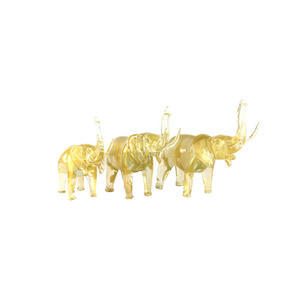 大象的TRIS-金箔