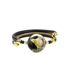 手链黄金时代-玉髓玻璃-穆拉诺玻璃原味