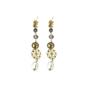 水晶耳环-ANTICA MURRINA系列-MURANO原始玻璃
