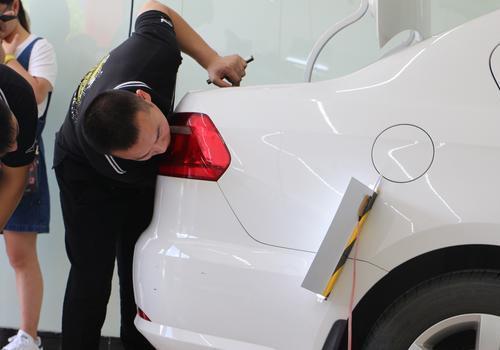 汽车凹陷修复哪里可以学?需要学多久?