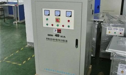 稳压器解决电压不稳的问题