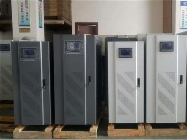 国内常见的几种无触点稳压器