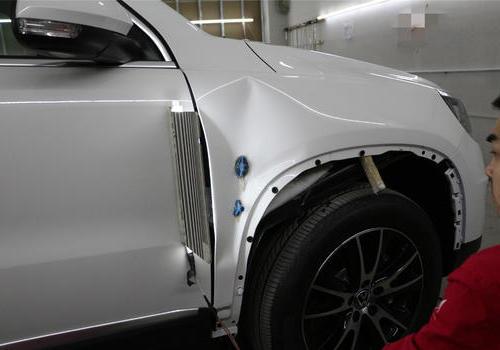 汽车无损修复怎么修?真的能做到汽车无损修复吗?
