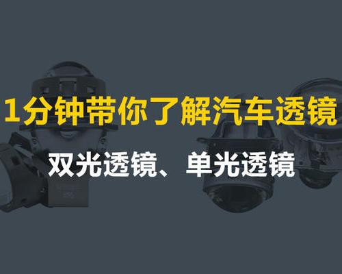车灯改装解读:什么是透镜,大灯透镜通用吗