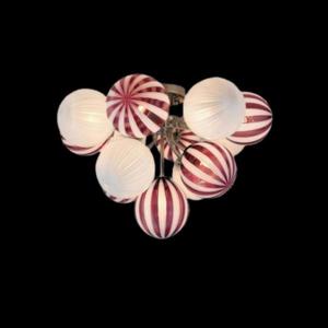 射灯-氛围-白色红宝石-穆拉诺玻璃原味