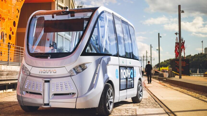 Autonomous vehicles in healthcare
