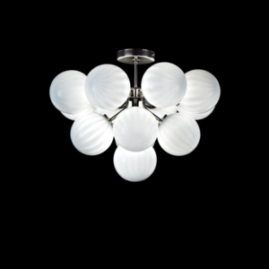 射灯-氛围-白色调-原装MURANO GLASS