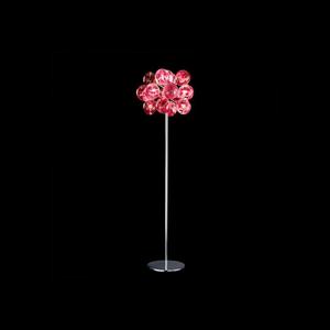 台灯-大气-红色-穆拉诺玻璃原味