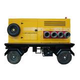智能消防大功率应急排涝泵车