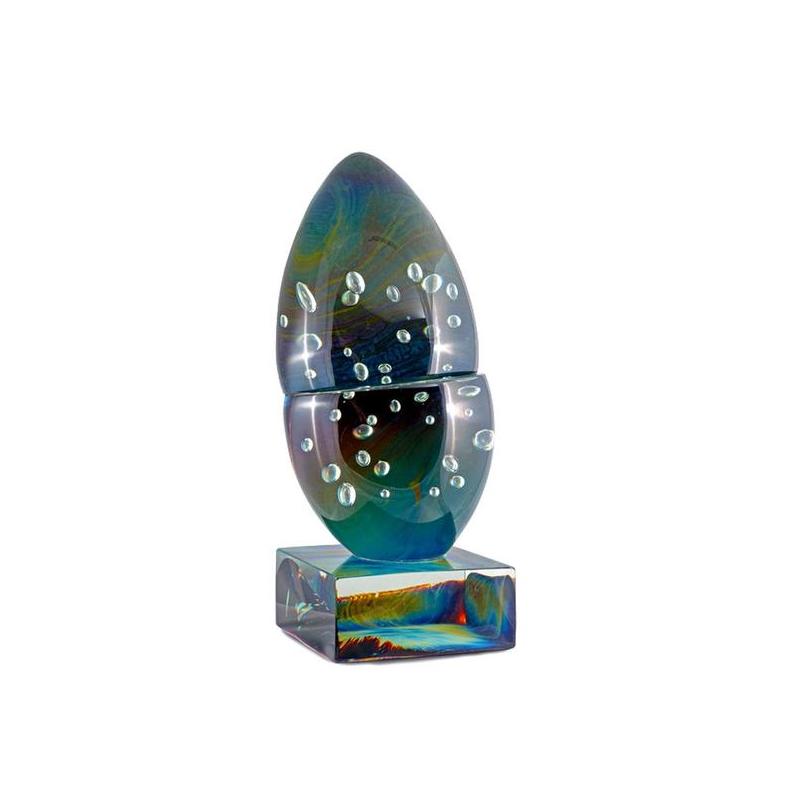 星系-钙质雕塑-穆拉诺玻璃原味