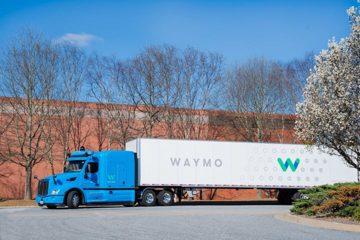 Waymo has begun mapping operations in New Mexico and Texas as a prelude to autonomous Class 8 truck testing in those states. - Photo: Waymo
