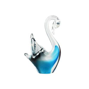天鹅-淹没-原装MURANO GLASS