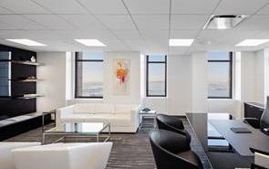办公室重新装修挂什么样的装饰画比较好?