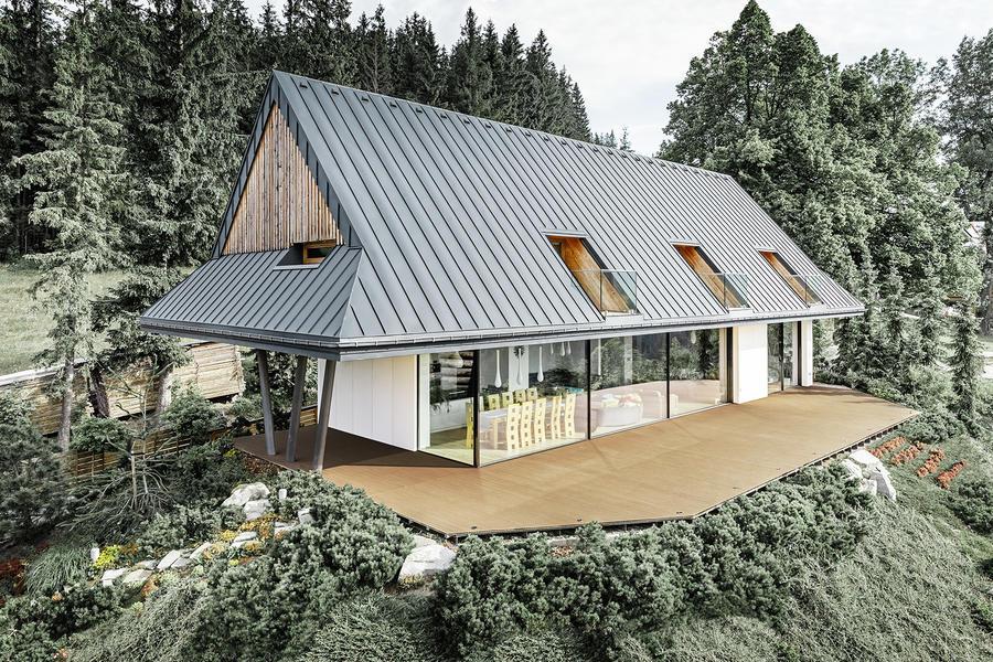 Tatra House住宅