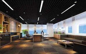 國企辦公室裝修要走什么程序?國企辦公室裝修選擇哪種設計風格?