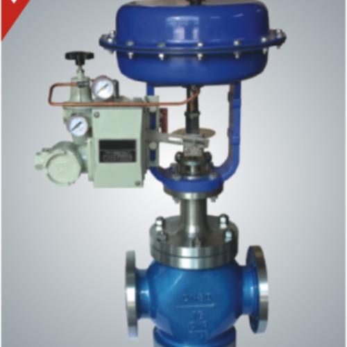 ZJHP精小型薄膜單座氣動調節閥