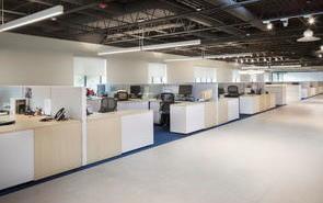 現代辦公室裝修可以用哪些地板?