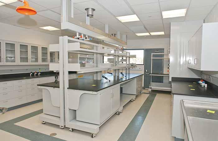 实验室规划建设
