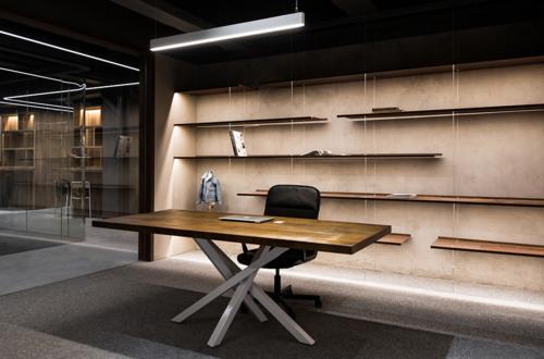 商业场所空间规划设计装修案例-PART STUDIO教学工作室