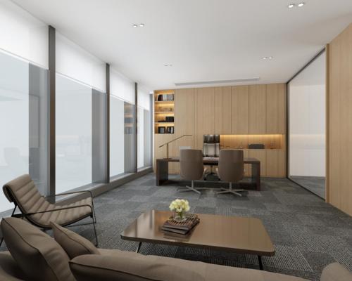 公司空间规划设计方案-奥园地产集团(东莞)