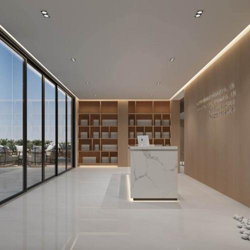 办公室设计装修案例-凯达中心