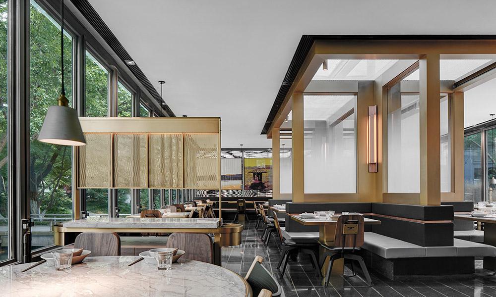 中餐厅设计装潢