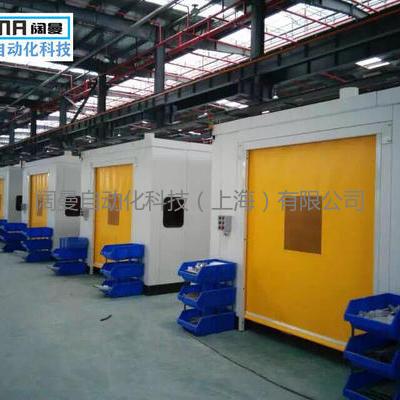 焊接防护门