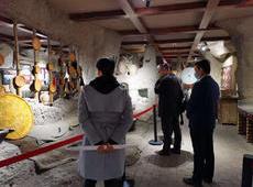 李也文旅赴新疆馕文化产业园考察,助推新疆旅游发展