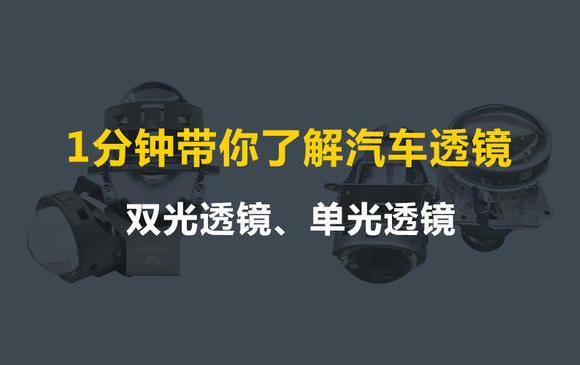 长沙车灯改装解读:什么是透镜,大灯透镜通用吗