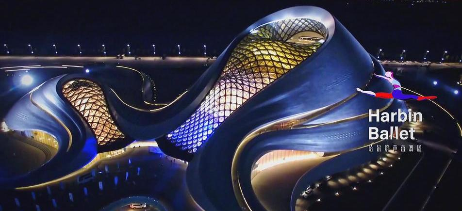 哈尔滨全息芭蕾舞蹈秀