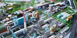 如何正確去放置工業模型你們知道嗎?