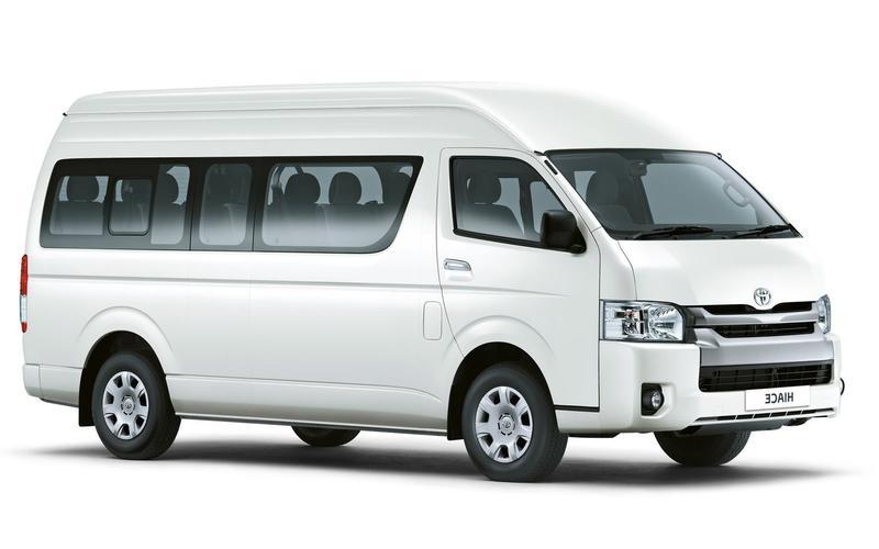 上海租大巴/丰田海狮17座商务车旅游会议商务包车