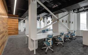 辦公室墻面怎么裝飾設計更暖心?
