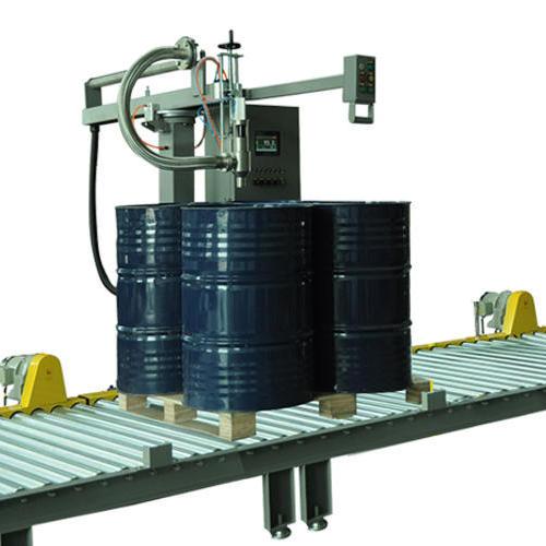 GAF1500LA-EX 吨桶灌装机(200Lx4桶)