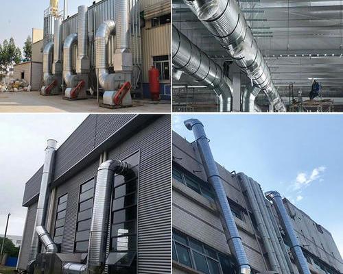上海风管加工厂