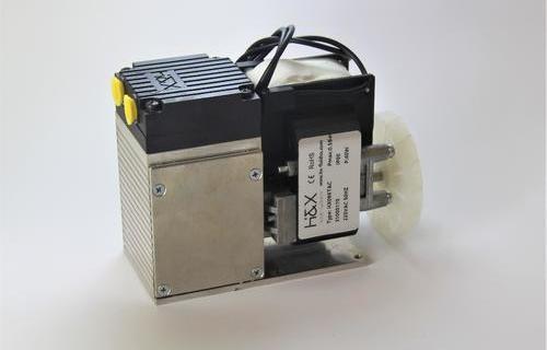 10L/min高真空耐腐蚀烟气采样泵
