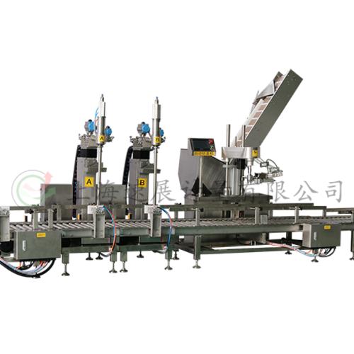 GAF-30S2-AS 自动灌装生产线