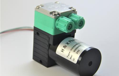 600ml/min 无刷高压液体泵
