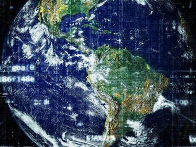 地球日 | 用内投球还原美丽的地球