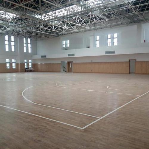 青浦外国语学校篮球馆