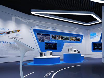 企业展厅设计有哪些基础原则呢?