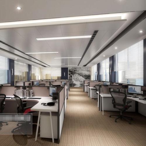 办公室装修设计影响