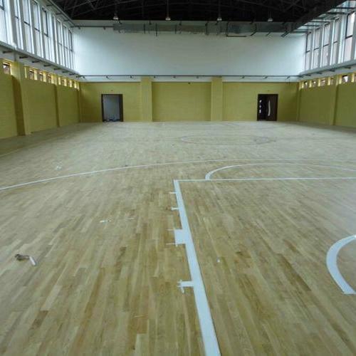 真北路大华小学篮球场