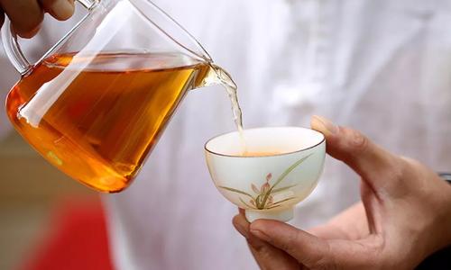 饮茶要适量