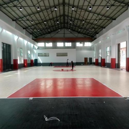 上海百灵鸟篮球馆