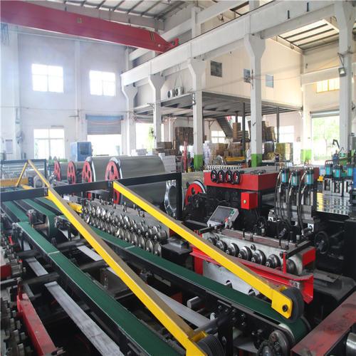 风管加工自动化设备
