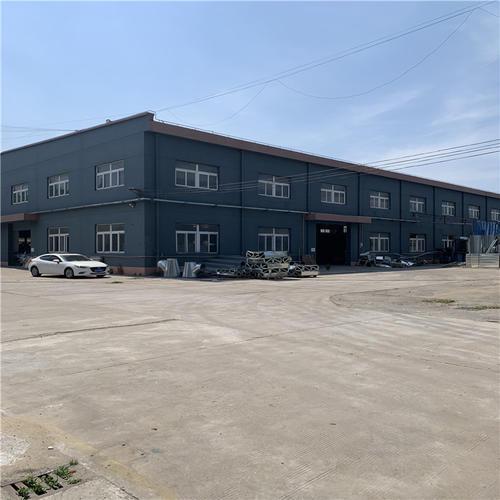 工厂外景大堆场