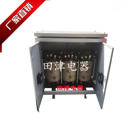 多电压抽头式变压器