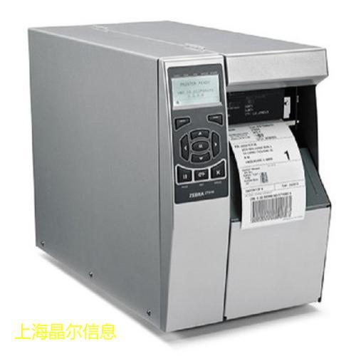 ZEBRA斑马105SL替代新款机型ZT510工业级标签条码不干胶打印机