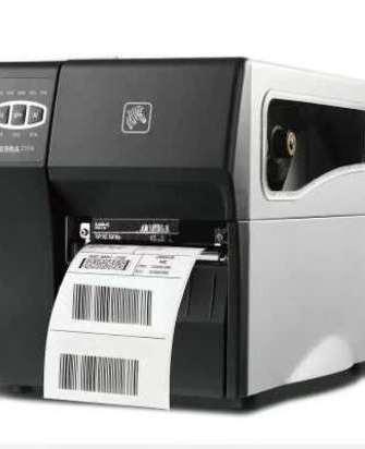 Zebra斑马 ZT210 /ZT230打印机工业级二维码标签打印机